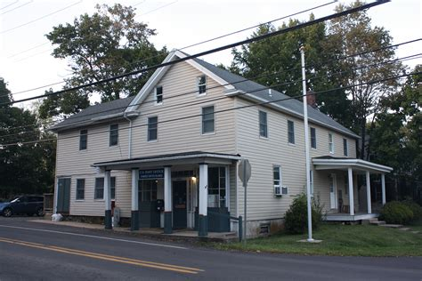 Doylestown Post Office by National Register Of Historic Places Listings In Bucks