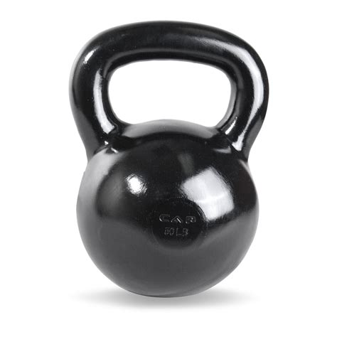capped kettlebell swings cap enamel coated cast iron kettlebell 50 lb busy body