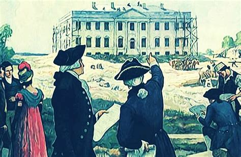 which president did not live in the white house john adams moves to washington ira riklis history blog