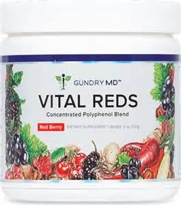 vital reds by gundry md