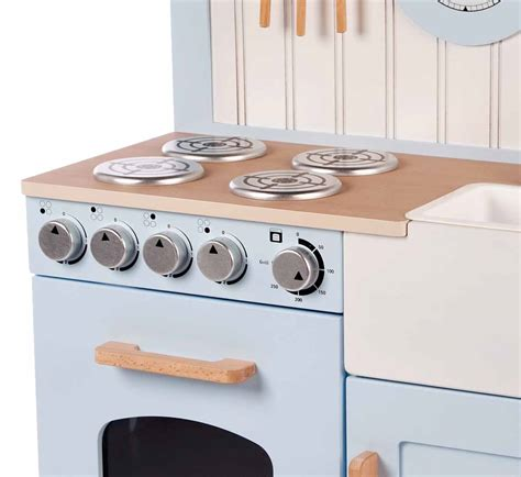 Tidlo Wooden Kitchen by Crane Tidlo Country Play Kitchen
