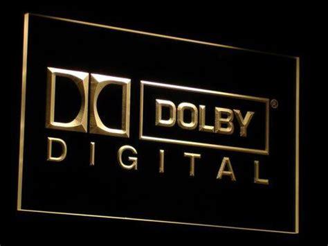 dolby digital led neon sign safespecial