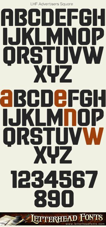 Mba Font by Best 25 Bold Fonts Ideas On Magazine Fonts