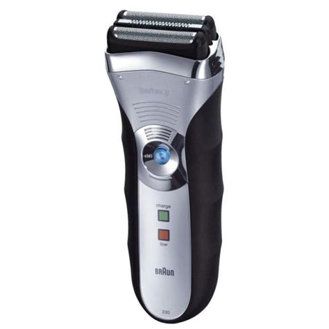 electric shaver is better than a razor for in grown hair braun shaver series 3 330 3 1