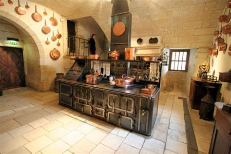 Chateau Kitchen by Loveisspeed Chateau De Chenonceau