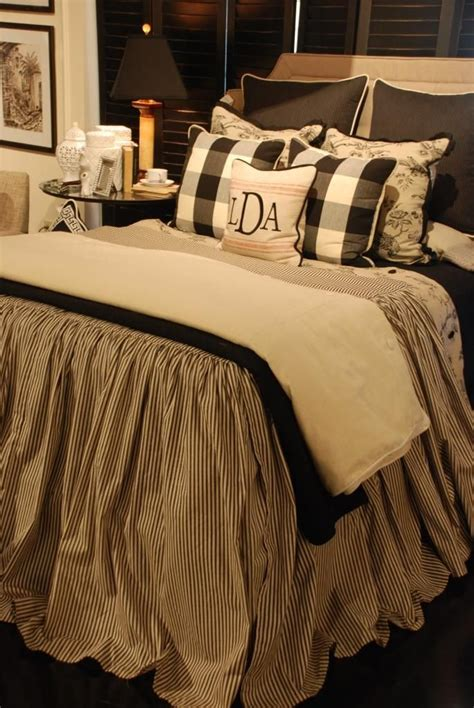 cream and black bedding 17 best images about beds bedding on pinterest master