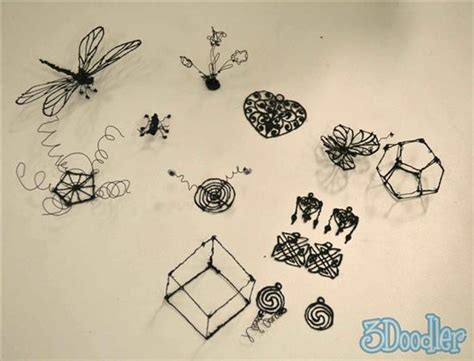 3d drawing doodle pen 3d printing pen 3doodler