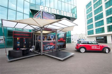 design mini booth when to go custom outdoor exhibition booth design options