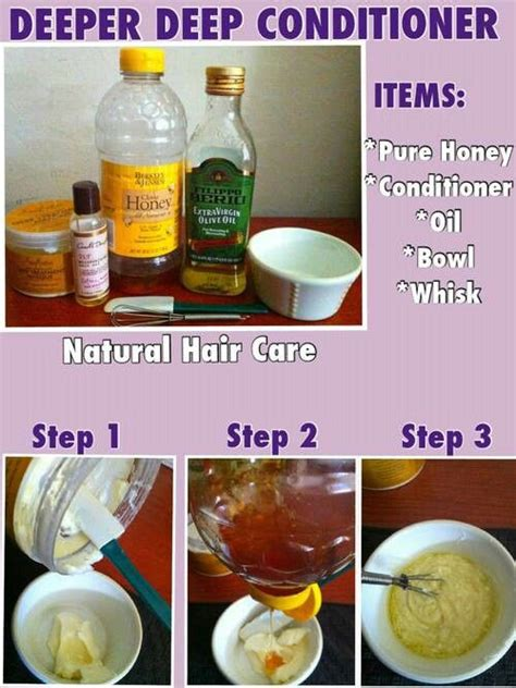 homemade thickening hair recipes 25 best ideas about homemade deep conditioner on