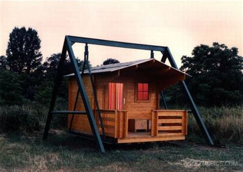 swing mansion swing house the best outhouse ever incredible diary