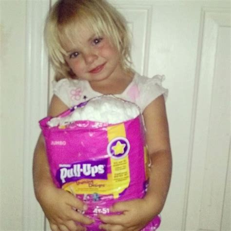 little girl wearing huggies pull up diapers huggies pull ups are great when it comes to potty training
