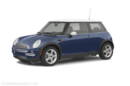 kelley blue book classic cars 2002 mini cooper engine control kelley blue book 174 2002 mini cooper overview car com