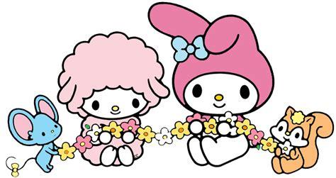 Sanrio Japan Hello Pony Clip my melody clip clip
