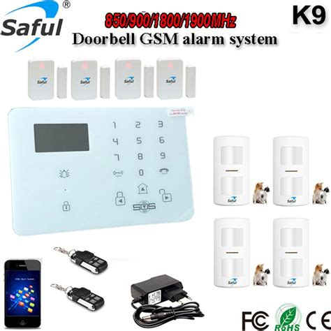 new product community security home security gas co sensor