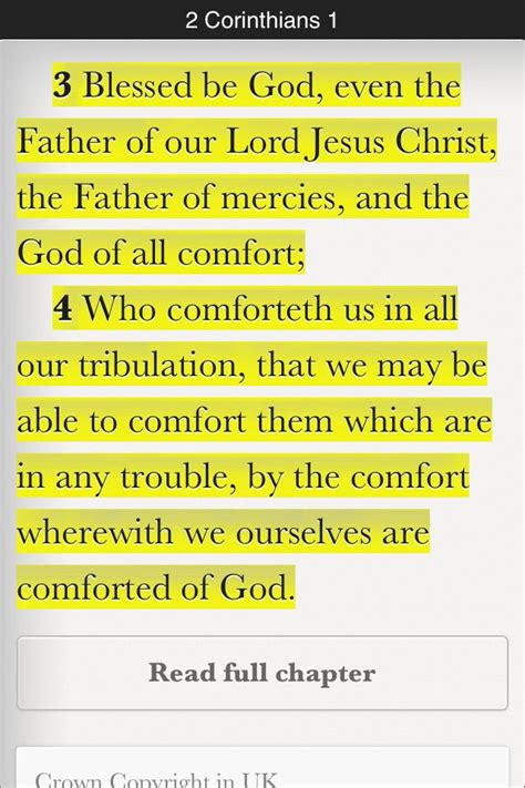 the god of all comfort kjv verses for grief blessed be god even the father of