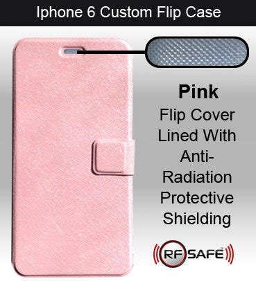 Iphone 6 Custom Flip Cover apple iphone 6 flip cover rf radio frequency safe