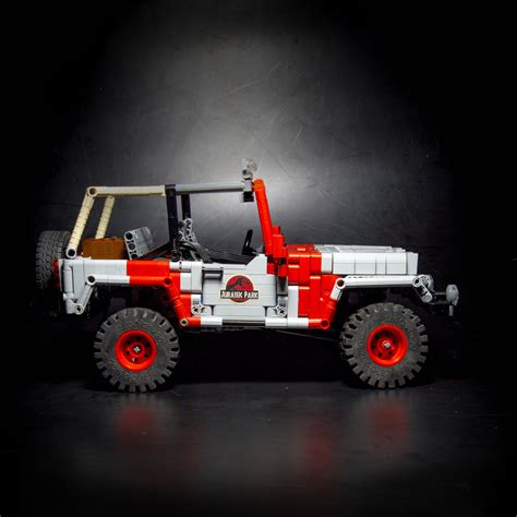 jurassic park jeep instructions incredible jurassic park jeep looks right at home in