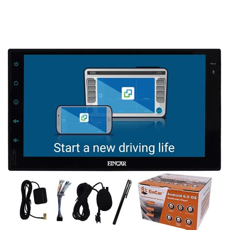 android gps not working eincar free as gift android 6 0 os in dash touch screen with navigation