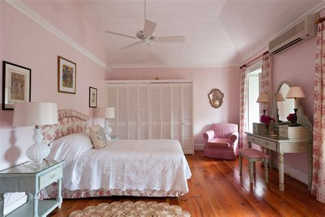 Adult Pink Bedroom | bedrooms leamington house a luxury villa in barbados
