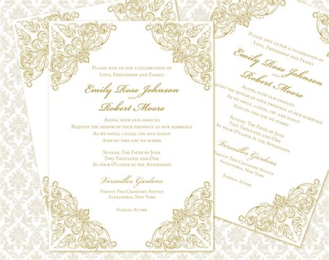 5x7 invitation template diy wedding invitation printable template 5x7 invitation