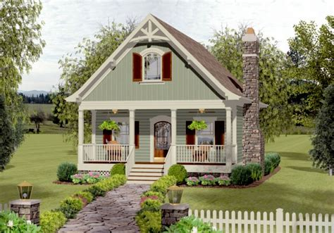 cozy cottage house plans cozy cottage with bedroom loft 20115ga architectural