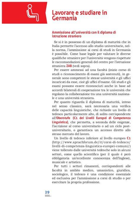 consolati italiani in germania trasferirsi in germania