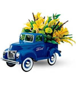 Ford Flowers Teleflora S Classic Ford Bouquet In Tuckahoe Nj