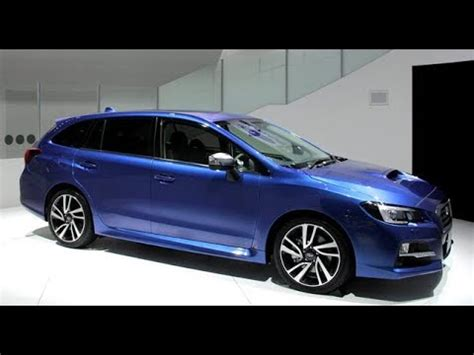 2018 Wrx Wagon by 2018 Subaru Levorg Wrx Wagon Interior And Exterior
