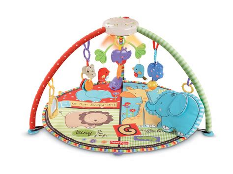 Fisher Price Baby Floor Mat by Fisher Price Deluxe Musical Mobile
