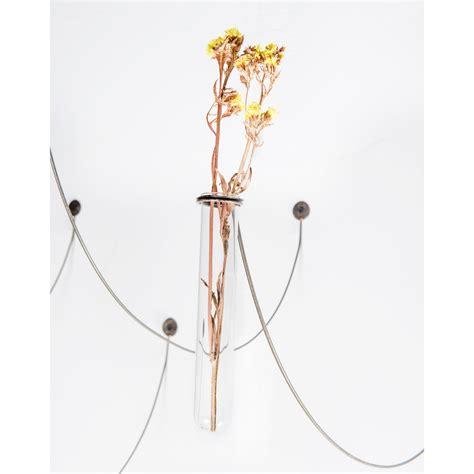 reach test wall vase set of 6 gold leaf design