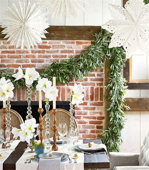 como decorar una mesa en navidad sencilla decoraci 243 n de la casa para la navidad costa invest blog