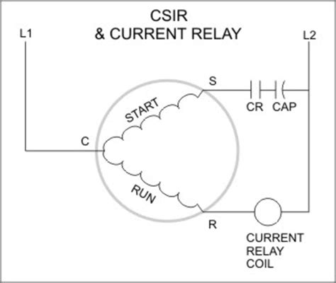 refrigeration refrigeration current relay