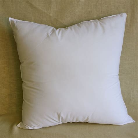 Pillow Forms by Polyester Square Pillow Forms