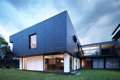 exterior materials for homes contemporary house design with exterior ceramic panels and