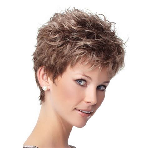 50 plus perm hairstyles short 50 yrs cheap heat resistant synthetic short hair curly wigs for