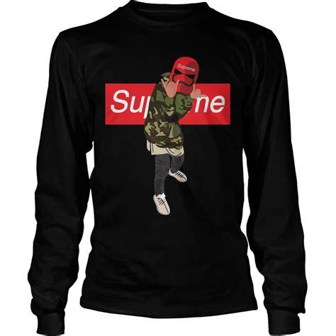 Supreme Longsleeve supreme stormtrooper shirt v neck sweater
