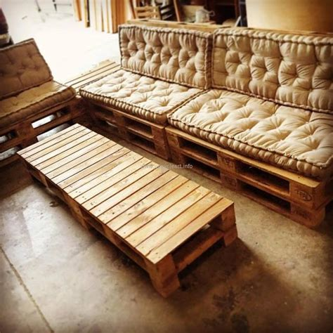 Reclaimed Pallet Furniture by Wood Pallet Recycled Furniture Ideas Upcycle