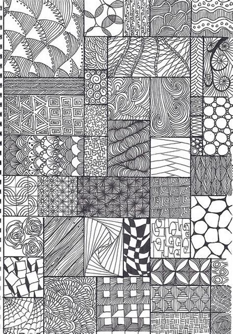 zentangle pattern free download 1000 ideas about zentangle patterns on pinterest tangle