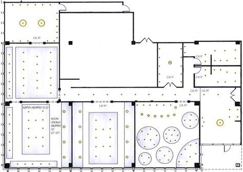 Ceiling Plan Dwg by Restaurantimprov Katyhigley