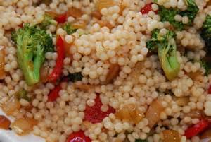 cold sesame pearl couscous recipe dishmaps
