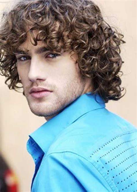 hombre look for short hair 15 curly men hair mens hairstyles 2018