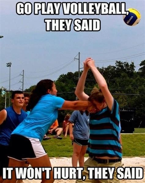 Funny Volleyball Memes - beach volleyball funny pics impremedia net