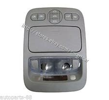 2009 acura black front roof console 2006 vw jetta overhead console sunroof switch gray ebay