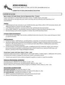 free resume exle