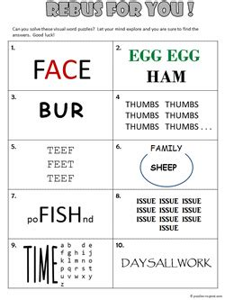 humorous cryptograms 500 large print cryptogram puzzles based on famously quotes books rebus worksheet 1