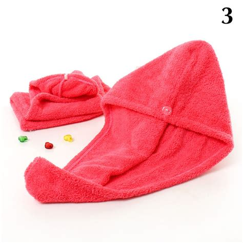 Turbie Twist Hair Towel drying microfiber hair towel wrapped turban turbie twist towel