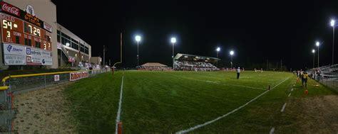 under the lights football ashland high football under the lights panorama