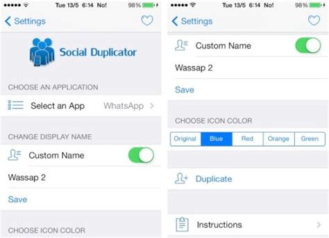 dropbox kik use multiple social accounts in apps with social