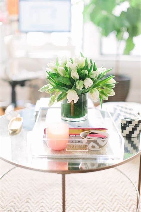 table styling 25 best ideas about round glass coffee table on pinterest