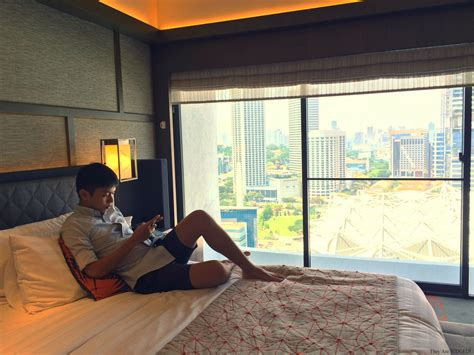 Review Room Hotel Review Pan Pacific Singapore Skyline Suite They